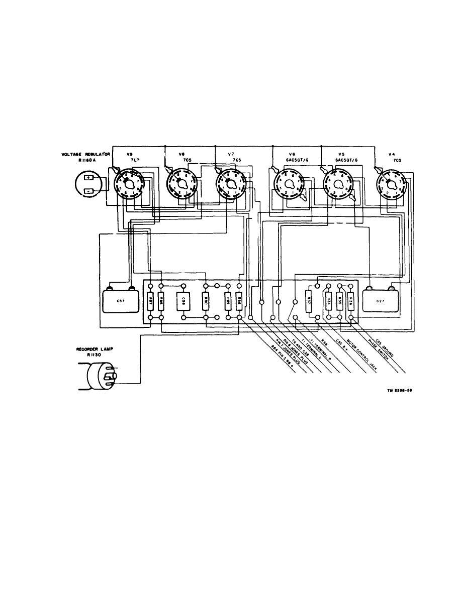 figure 178 facsimile transceivers tt 1 txc 1 and tt 1a. Black Bedroom Furniture Sets. Home Design Ideas